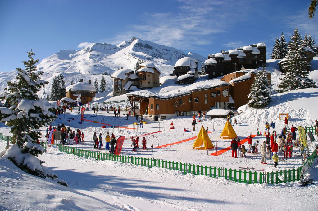 Top 5 Ski Resorts in France