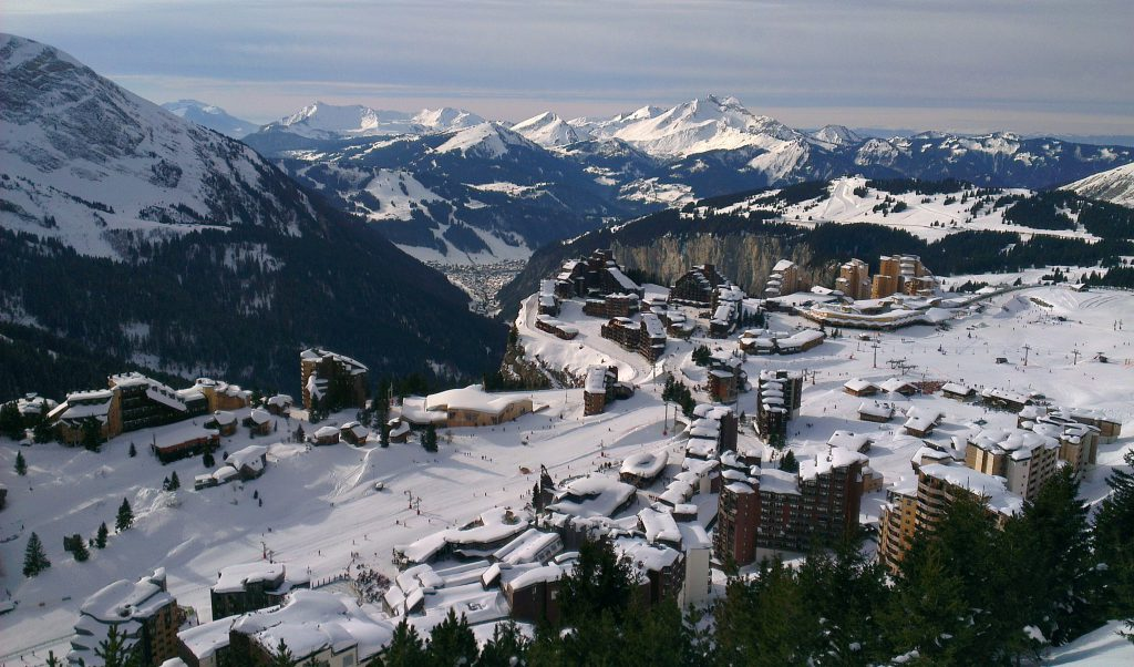 Avoriaz – The Most Popular Ski Resort