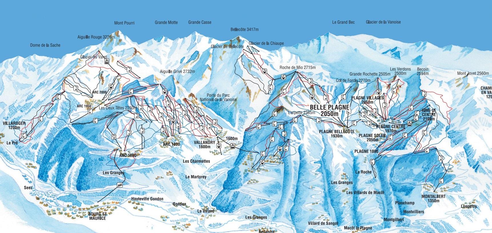 French Alps Ski Resort Packages Elfrance24 Com
