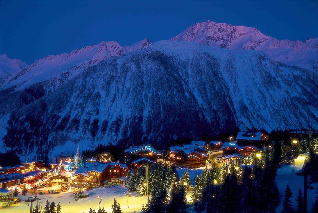 Most Luxurious Skiing Resorts in France