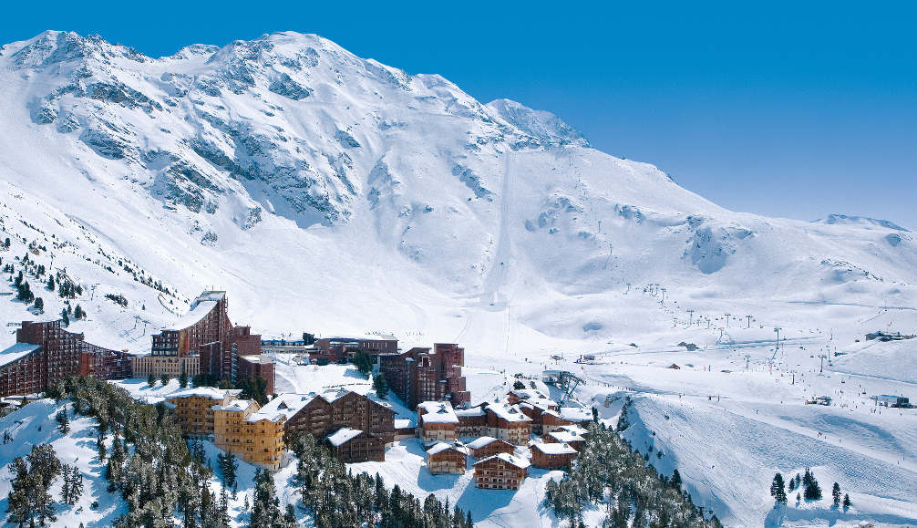 Les Arcs – A Skier's Dream Destination