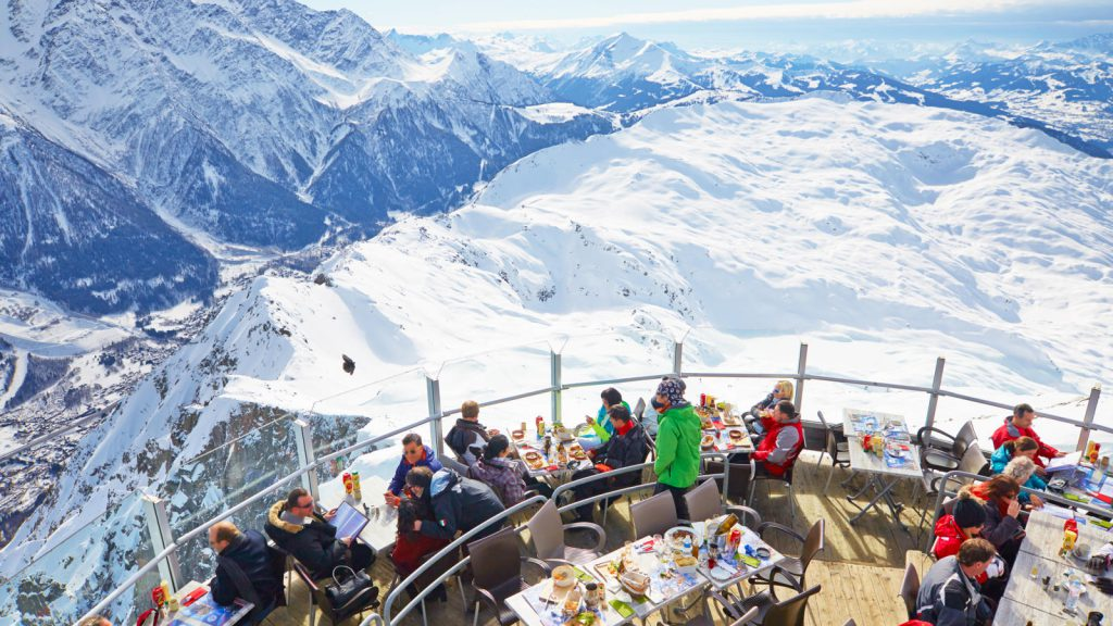 The Most Popular Ski Resorts in France