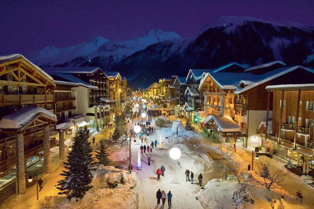 Top 10 Ski Resorts In France